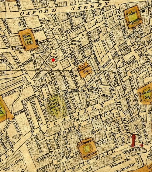 10-john-smith-98-swallow-street-stranger-s-guide-thro-the-streets-of-london-westminster-1814