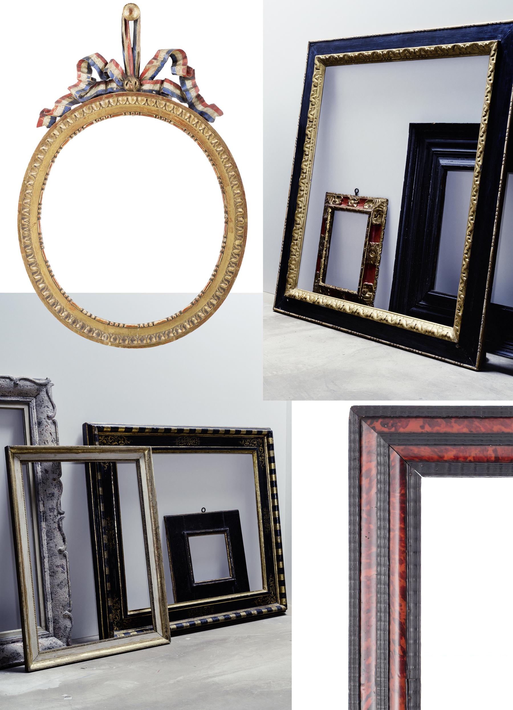 Conzen 13th Antique Frame Auction 2016 | The Frame Blog