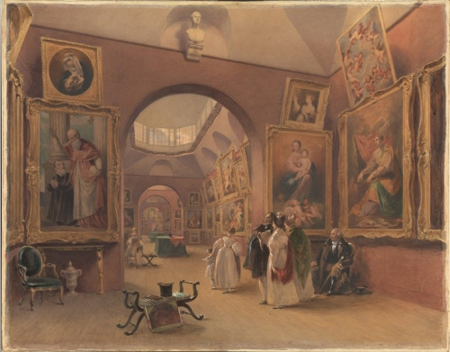 5-james-stephanoff-viewing-at-dulwich-picture-gallery-c1830-dulwich-pg-2-sm