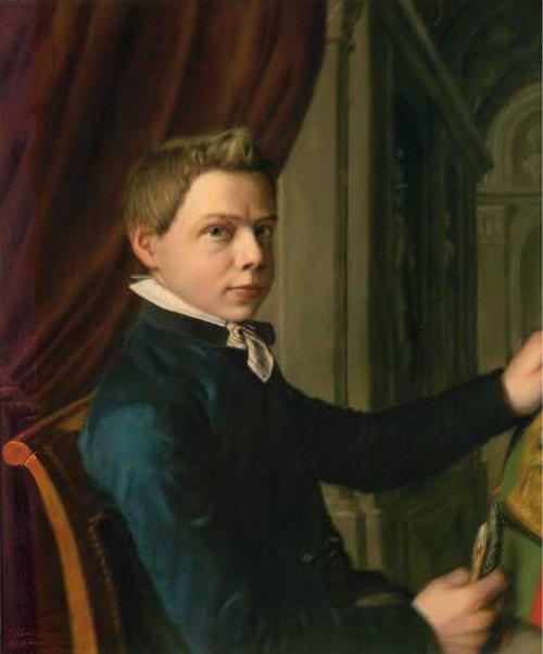2-alma-tadema-self-portrait-3-1852-fries-museum-leeuwarden