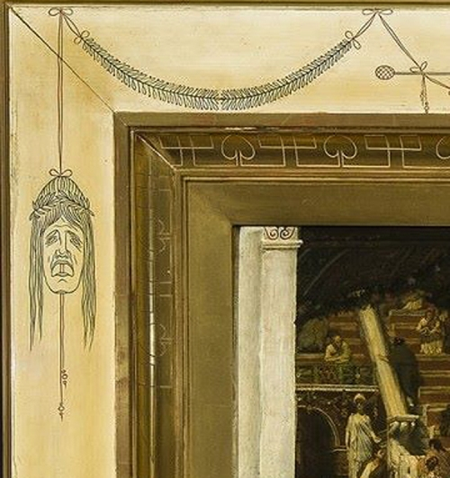22-alma-tadema-entrance-to-a-roman-theatre-april-1866-detail