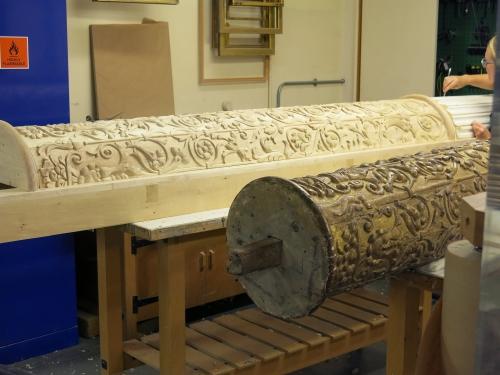 38-columns-model-replica