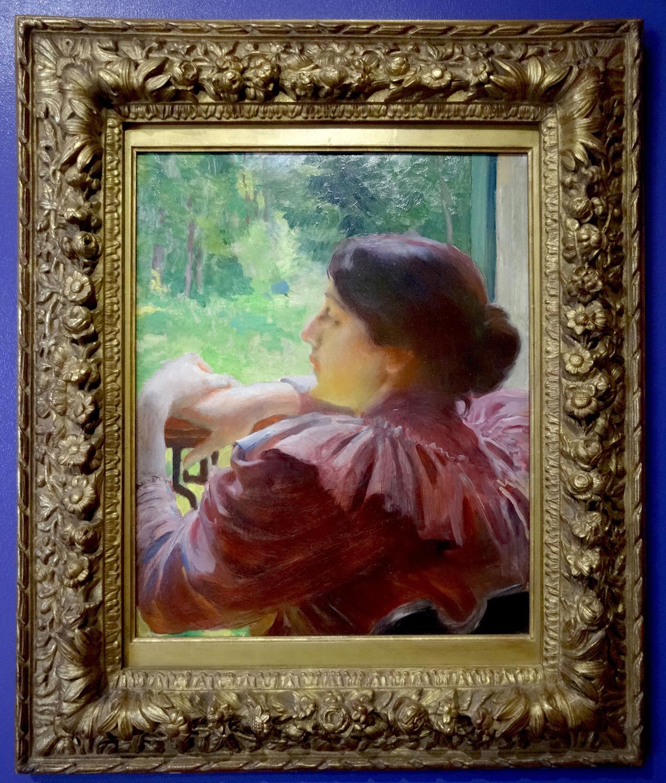Albert Besnard Art Nouveau Symbolist And Antique Frames The