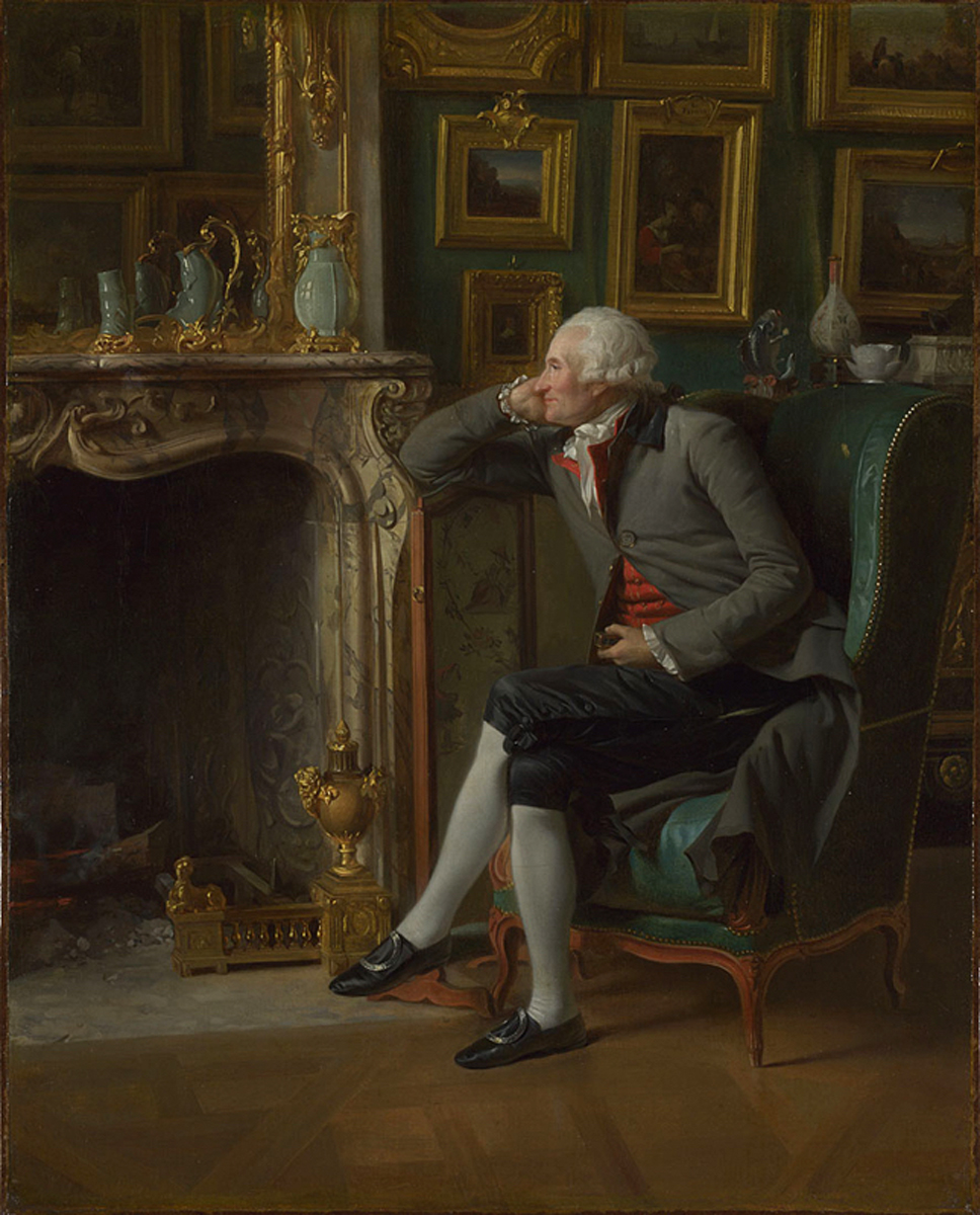 18th century French frames and their ornamentation | The