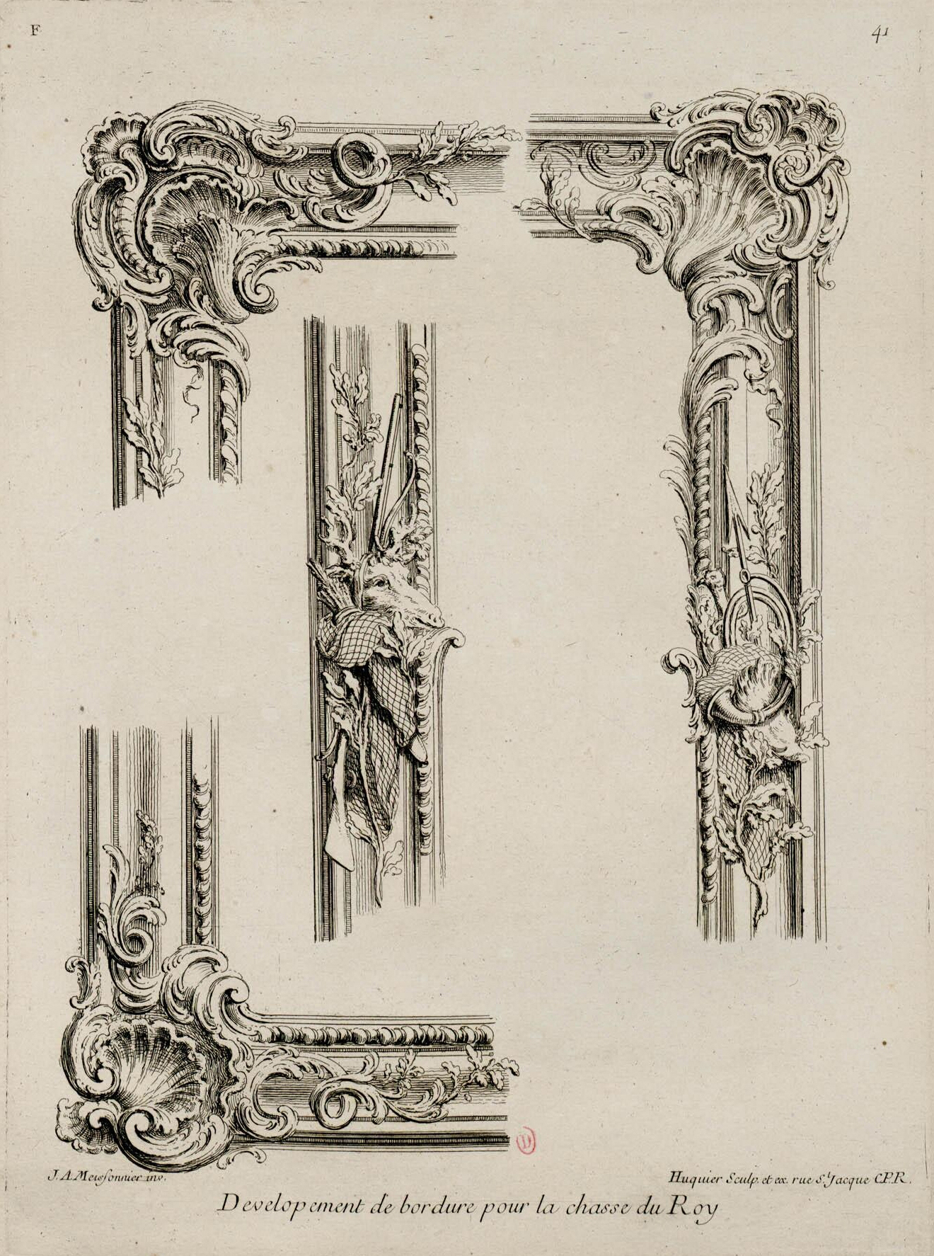 18th century French frames and their ornamentation | The Frame Blog