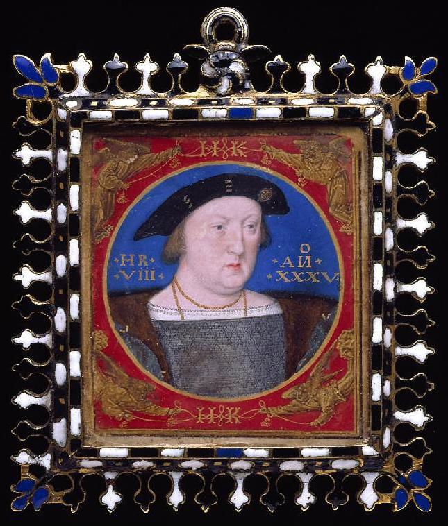 Framing Renaissance portrait miniatures in Paris and London | The ...