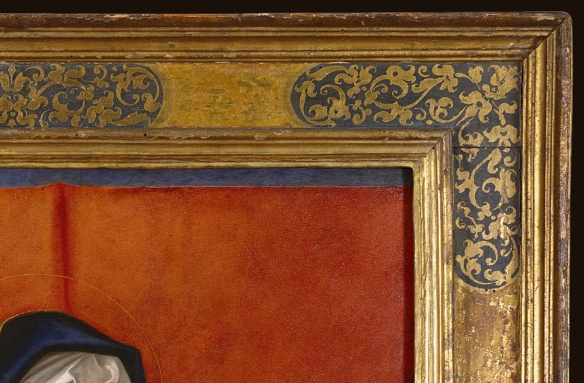 An abbreviated history of italian frames from the 12th to the 20th