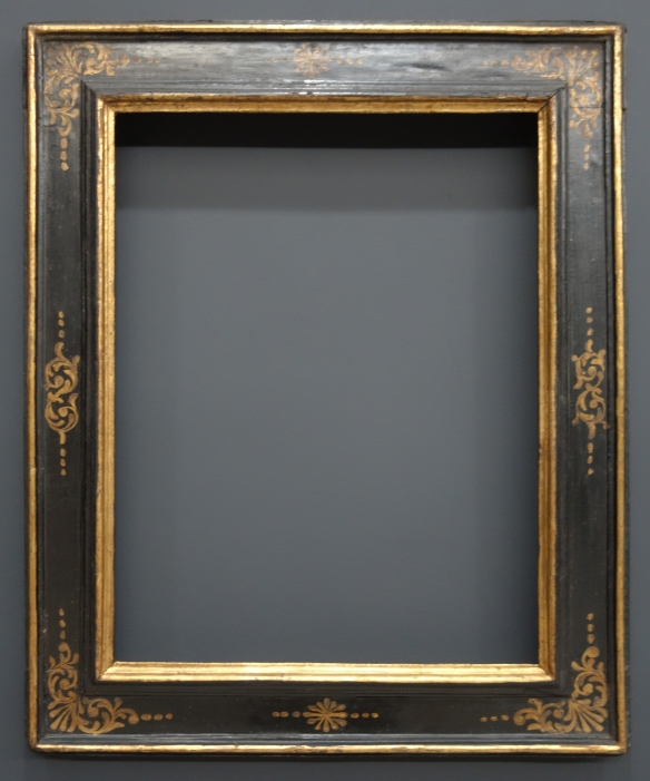 The Exhibition Regards Sur Les Cadres And The Frame Collection Of