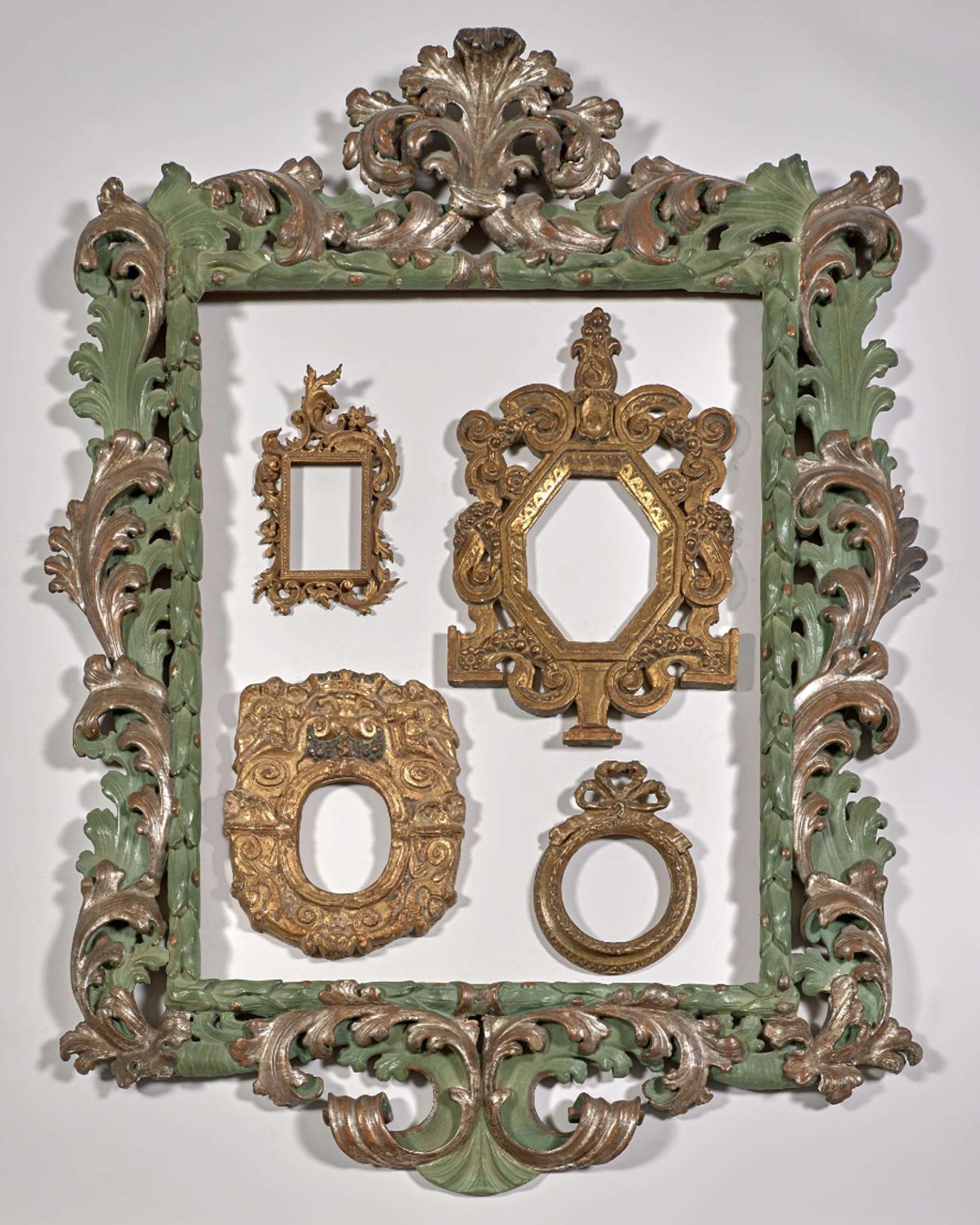 Artcurial Sale Of Antique Frames In Paris September 2018 The