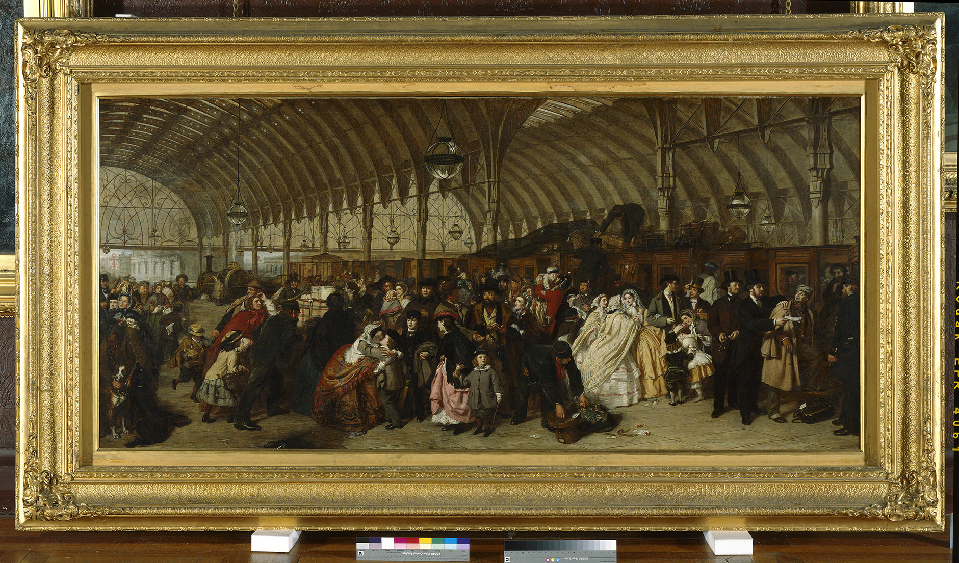 A private view of Victorian frames | The Frame Blog
