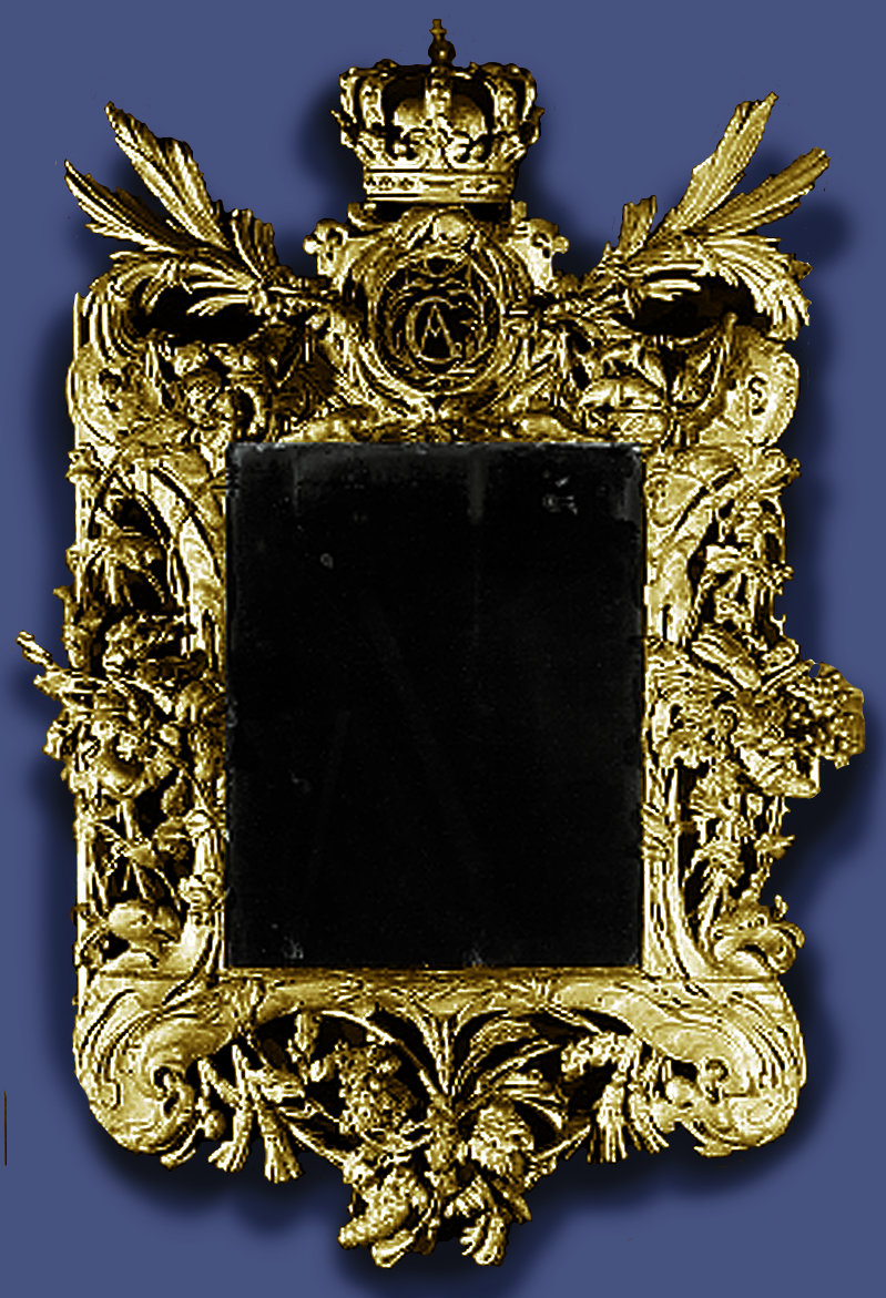 Vintage Brass Big Picture Frame With Glass Price Remains Stable Picture Frames Decorative Arts