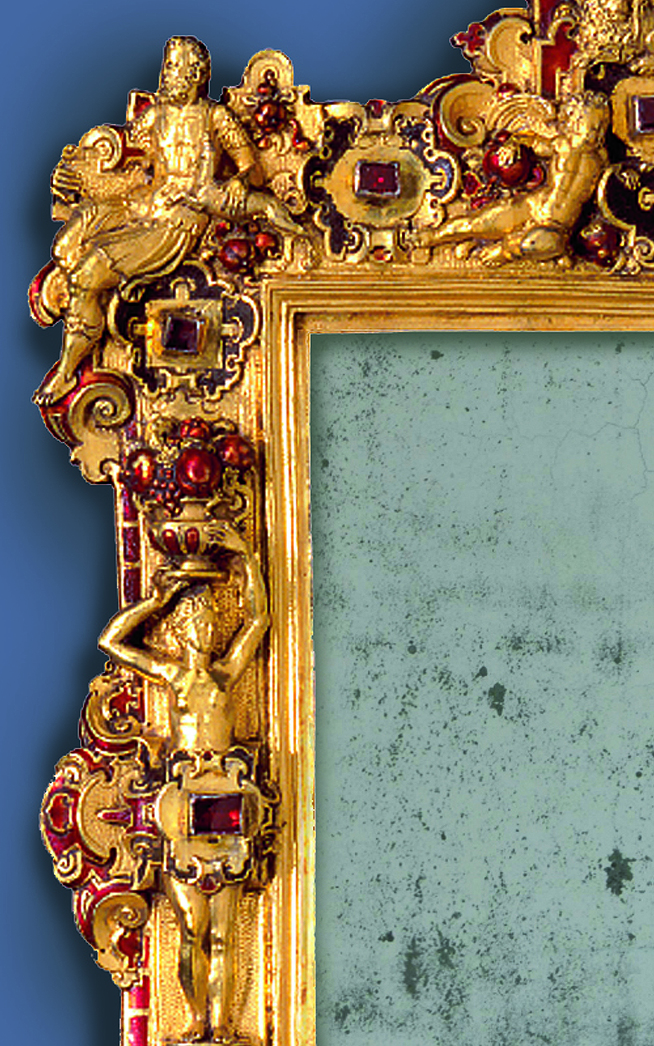 Vintage Framed Stunning Embroidery In Ornate Gold Frame Glazed Pretty Flowers Skilful Manufacture Embroidery