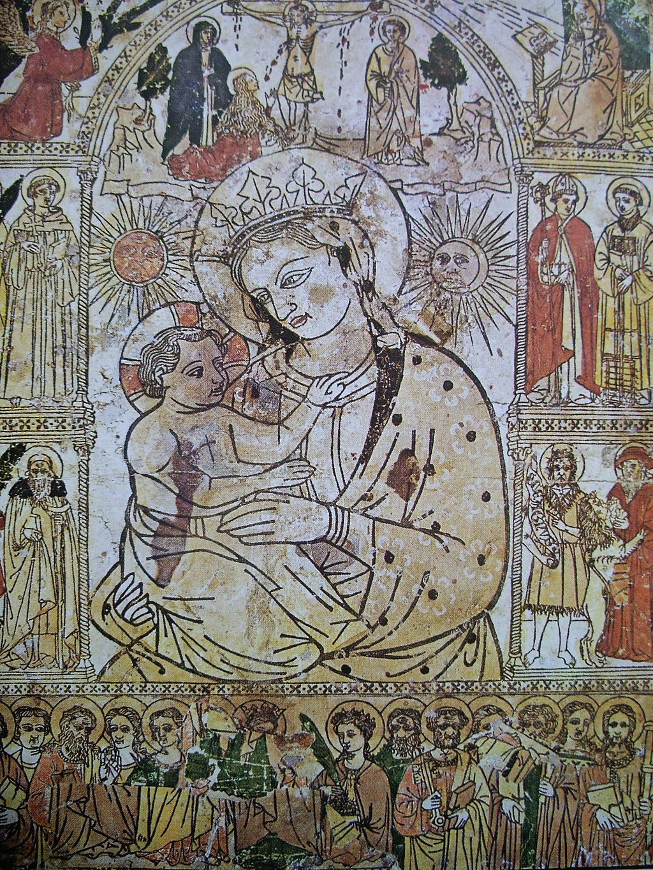 1 Madonna del Fuoco 1425 Forlí