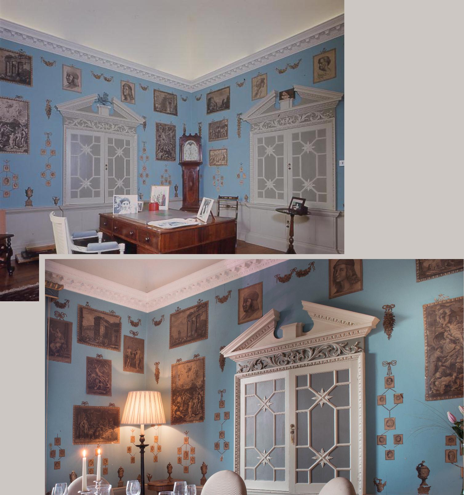 30 Ston Easton Print Room