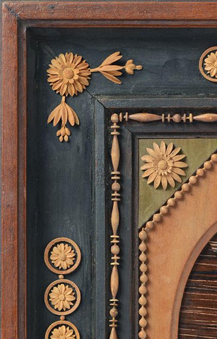 5B Bonzanigo Mars c1785 carved in ebony lemongrass tulip tree & precious woods detail