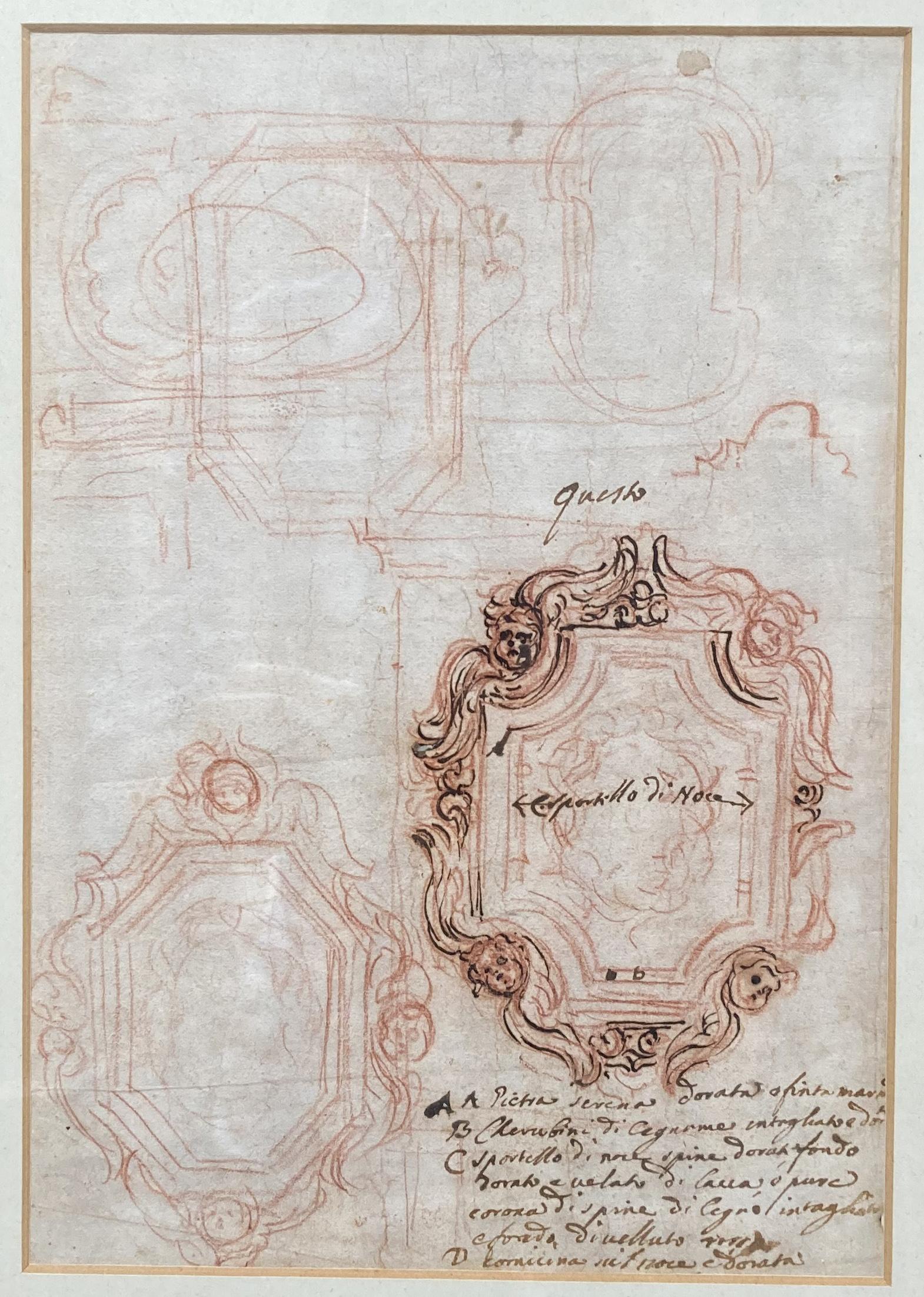 12C Volterrano sheet 1 recto 29 x 20cm