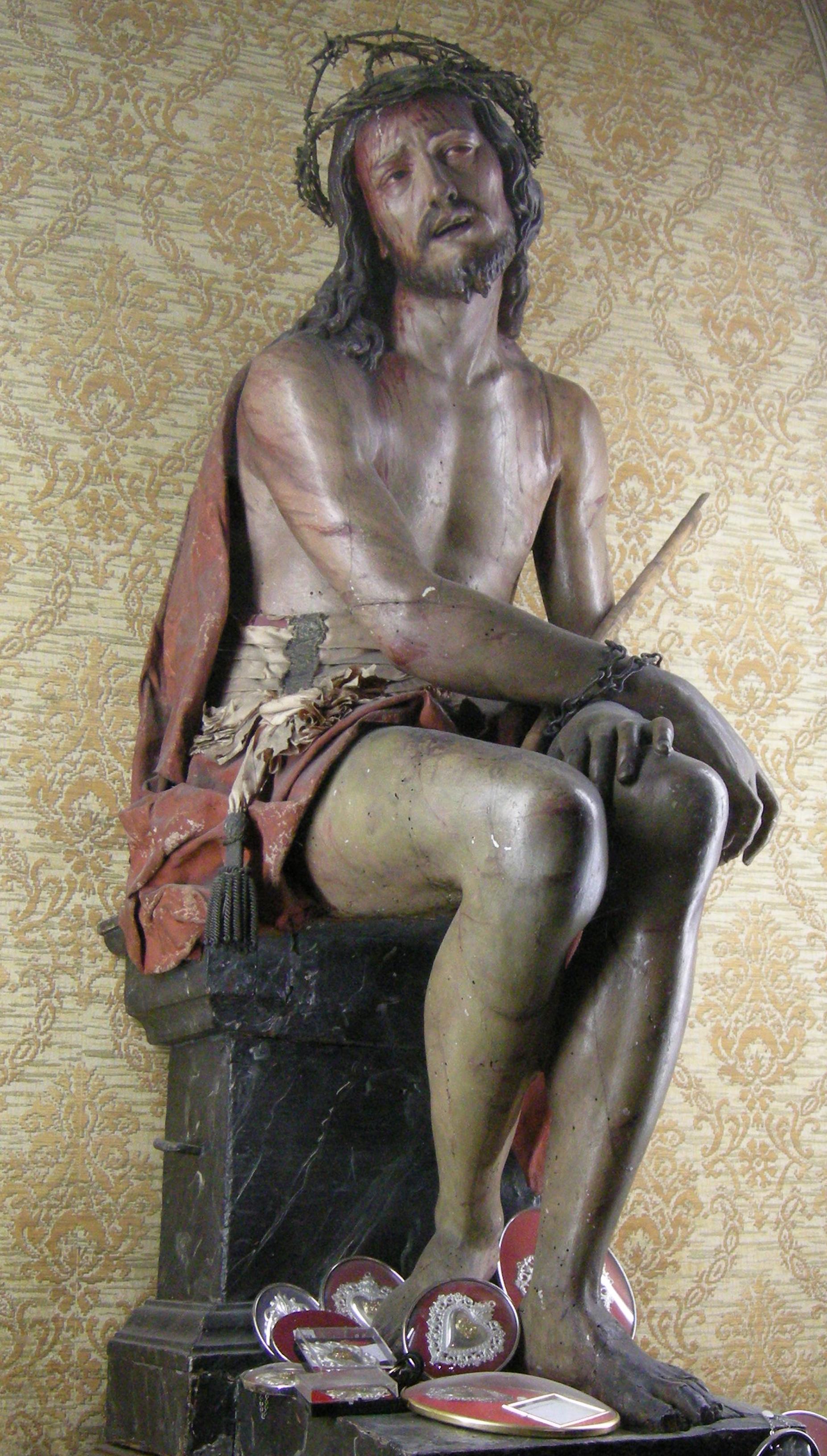 19A Jacopo Maria Foggini Ecce Homo San Marco 2