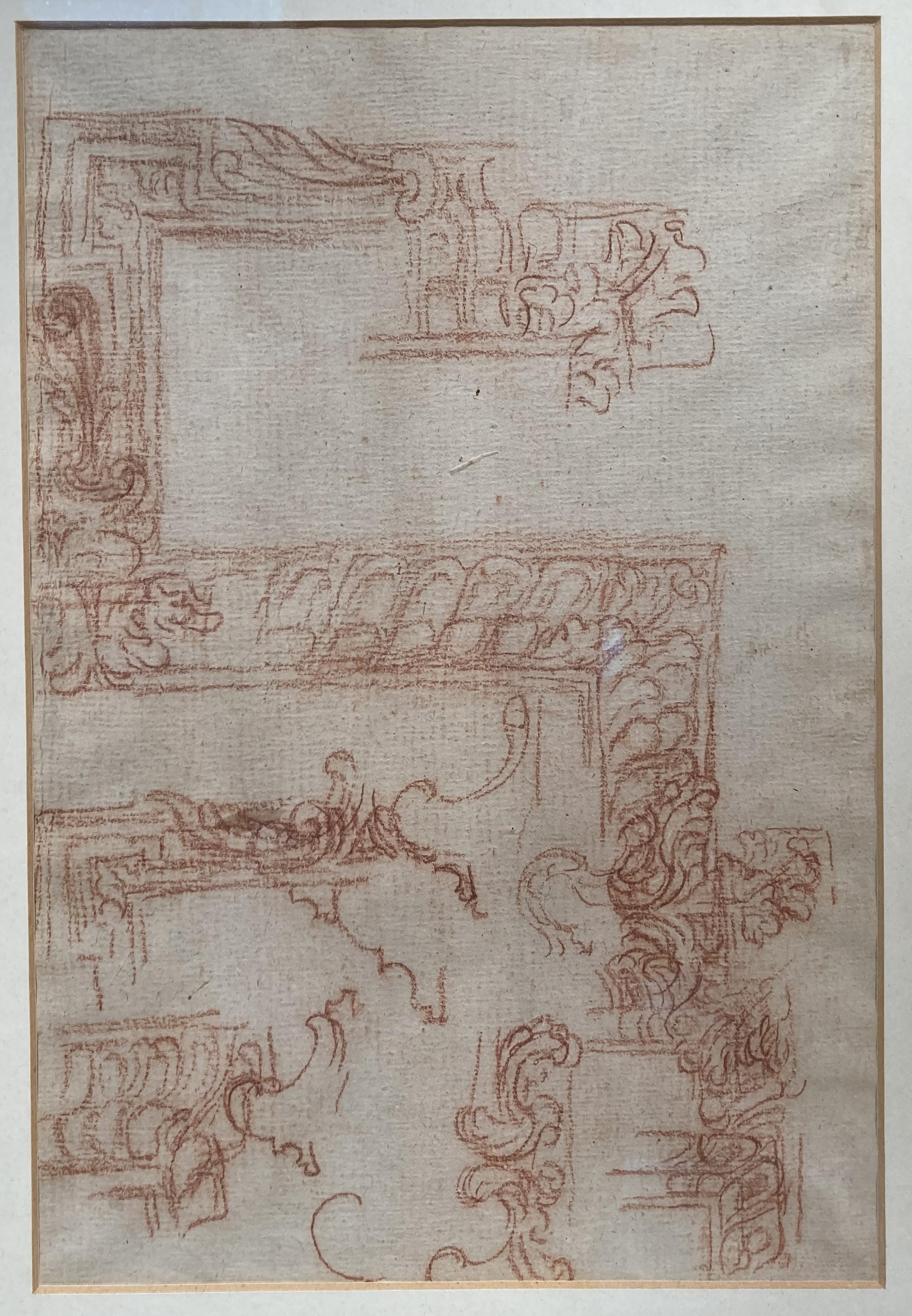 3B Volterrano sheet 2 recto 38 x 26cm