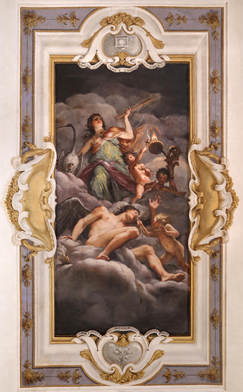 5A Il Volterrano Vigilance & Sleep c1641to42 Villa di Castello