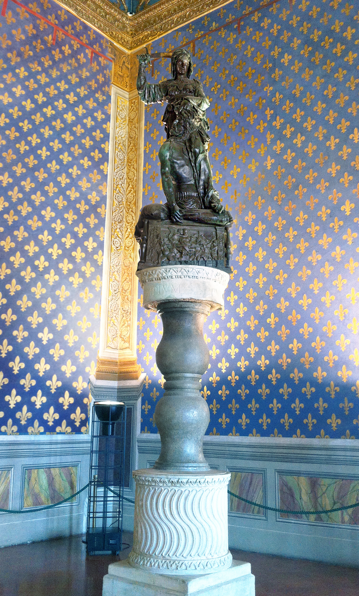14 Donatello Judith & Holofernes Pal Vecchio