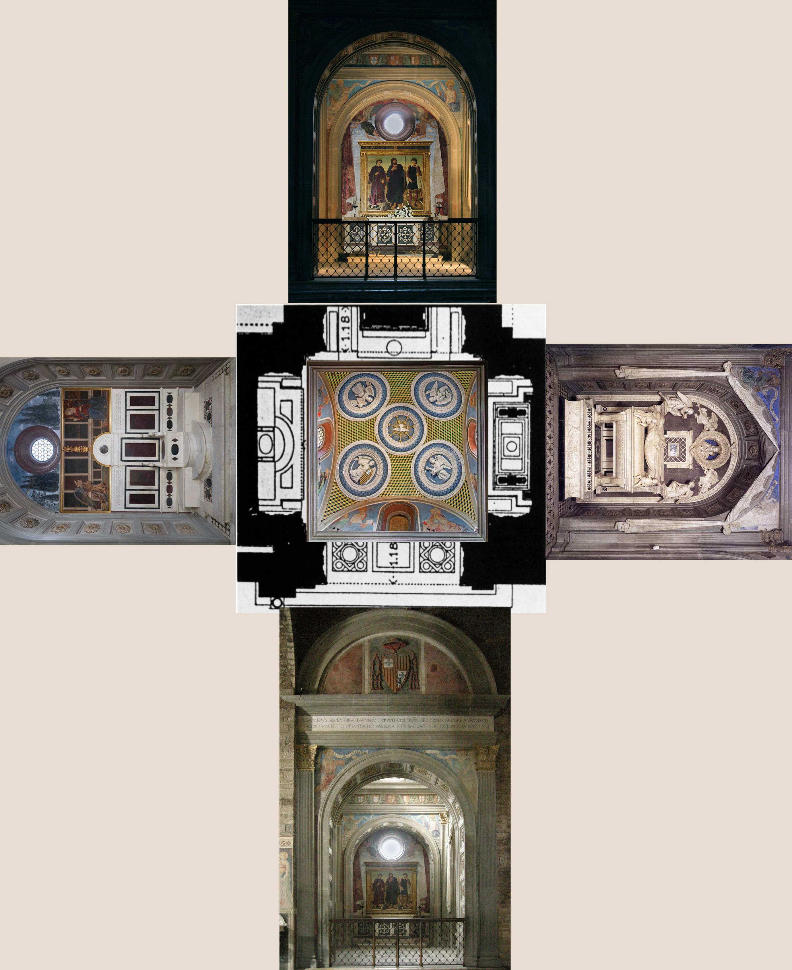 29 Cardinal of Portugal chapel plan + elevations