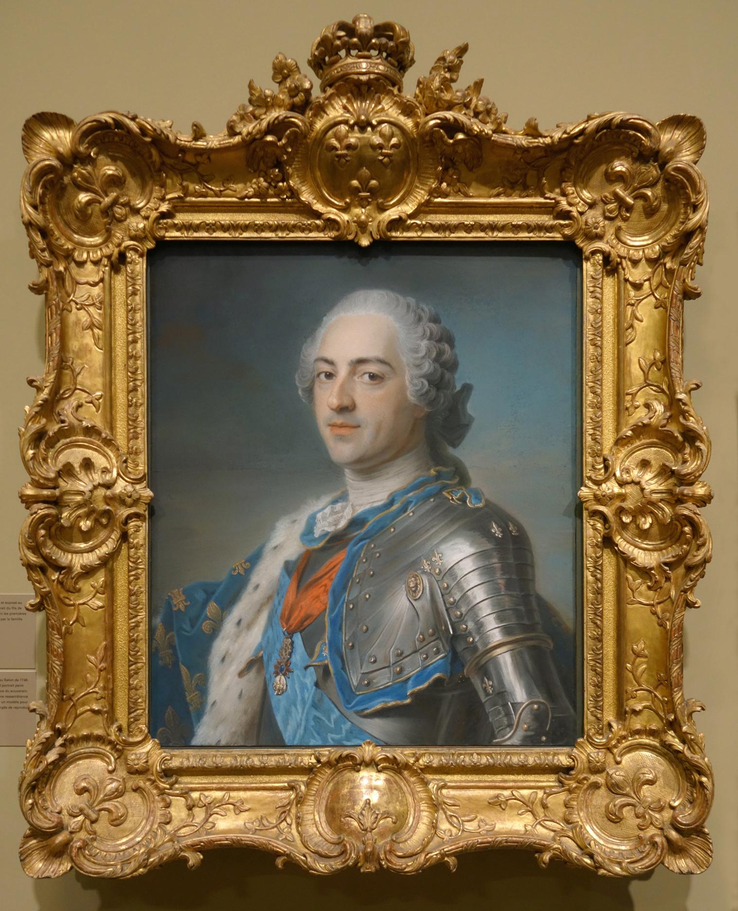 17B La Tour Louis XV
